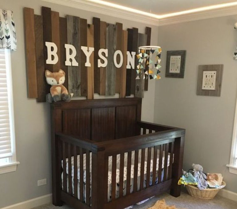 Baby Name Sign Bryson
